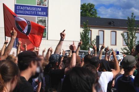Ja, unsere Stadt hat Nazis satt!